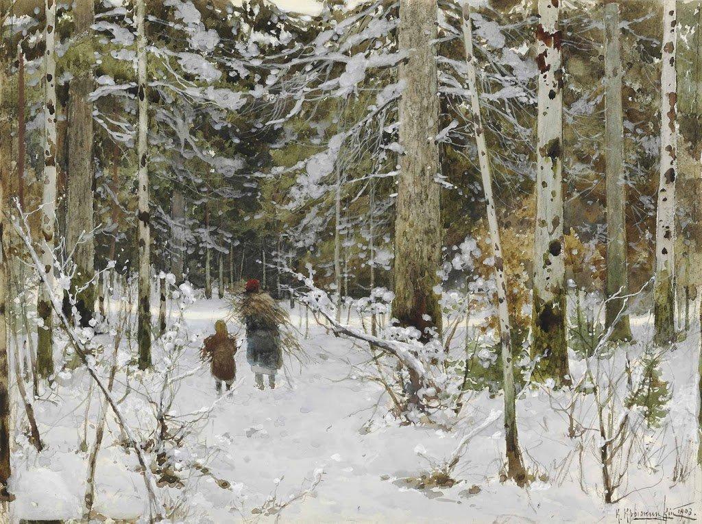 Tree Surveys in the Bleak Midwinter.